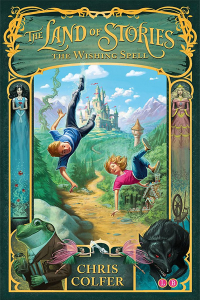 Land of Stories : Wishing Spell