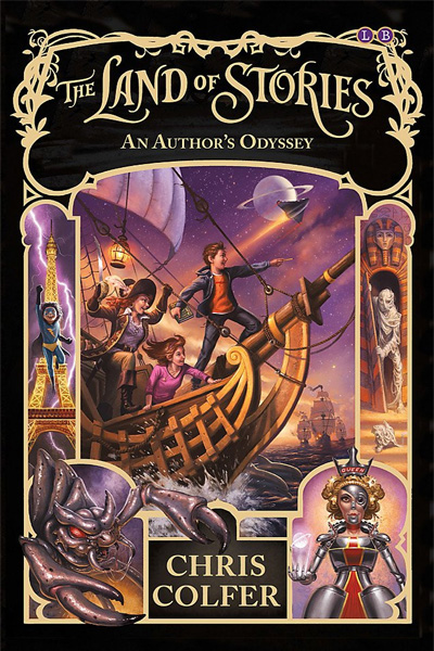 Land Of Stories : An Author's Odyssey