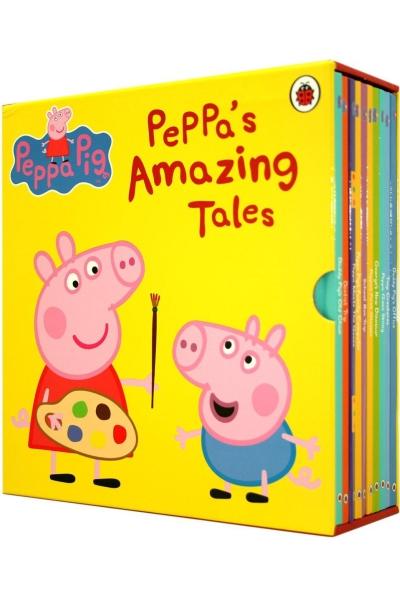 Peppa's Amazing Tales (10 volume set)