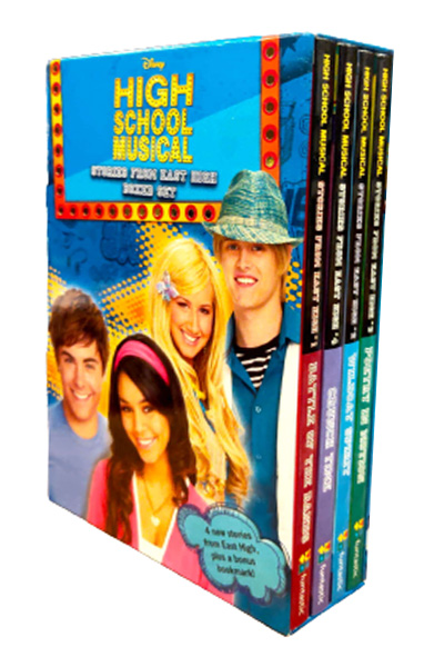 Fun HSM Stories from East High