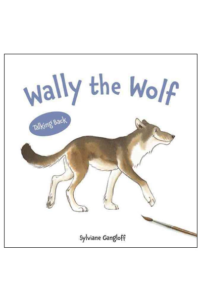 Wally the Wolf (Talking Back)