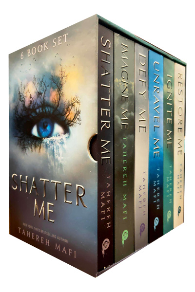 Shatter Me x6 Book Pack