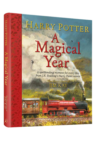 Harry Potter – A Magical Year: The Illustrations of Jim Kay