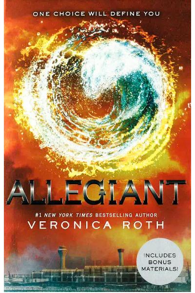Allegiant: (Divergent Series 3)