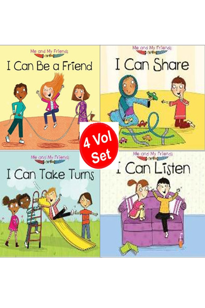 Me and My Friends Series (4 Vol Set)