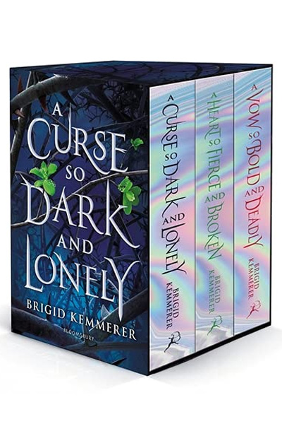 A Curse So Dark and Lonely: The Complete Cursebreaker Collection