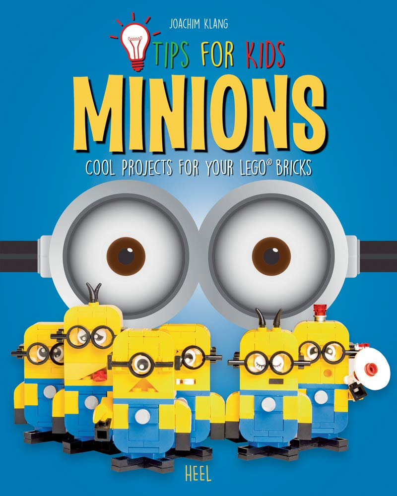 LEGO Tips for Kids: Minions: Cool Projects for your LEGO® Bricks