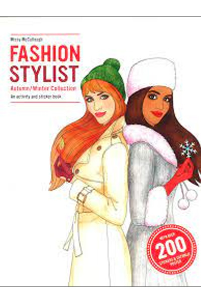 Fashion Stylist: Autumn/Winter Collection: An Activity and Sticker Book