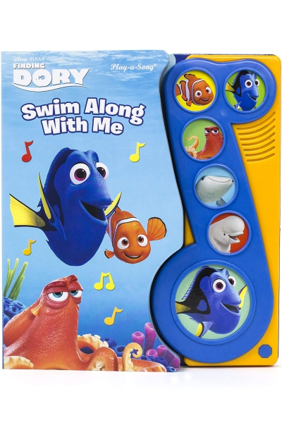 Disney Pixar - Finding Dory Swim Along With Me - Play-a-Song