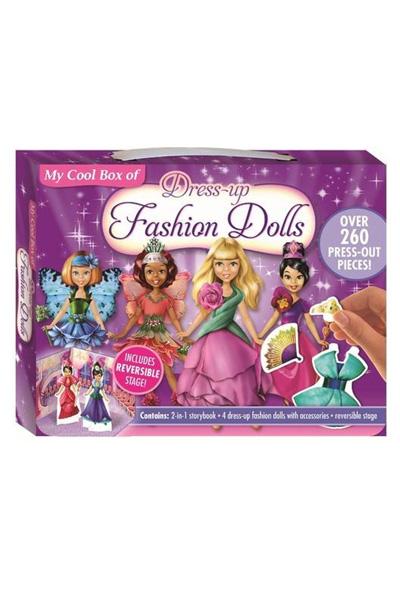 My Cool Box of Dress-Up Fashion Dolls