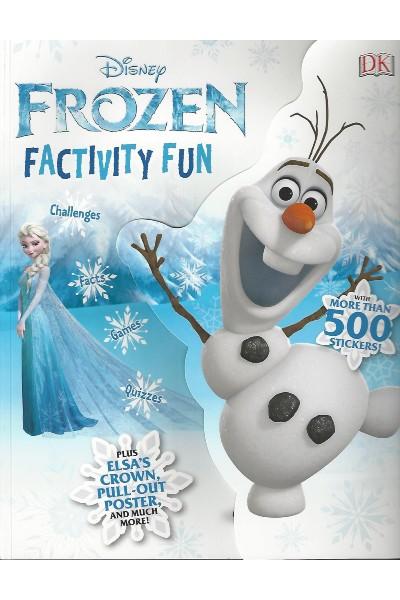 Disney Frozen Factivity Fun