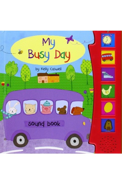 My Busy Day (Sound Book)