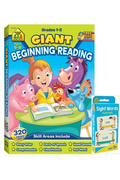 Giant: Beginning Reading