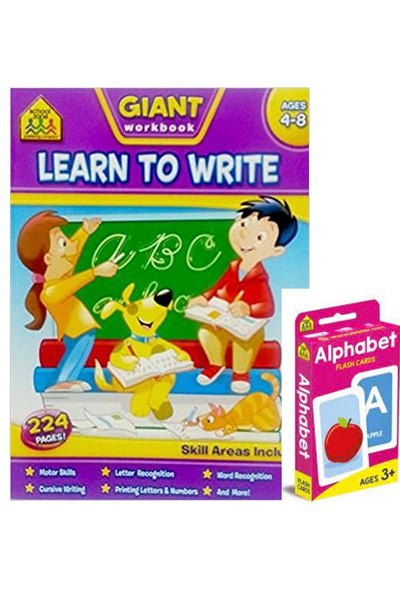 Giant: Learn to Write