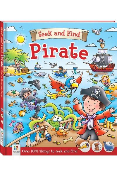 Seek and Find: Pirate