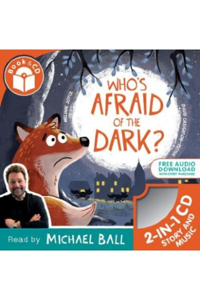 Who's Afraid of the Dark? (Picture Flats and CD)