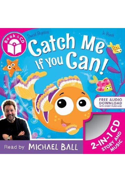 Catch Me If You Can (Picture Flats & CD)
