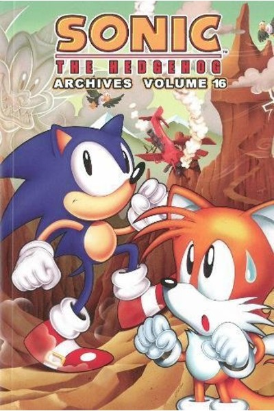 Sonic: The Hedgehog (Archives Volume 16)