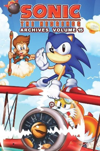 Sonic: The Hedgehog (Archives Volume 15)