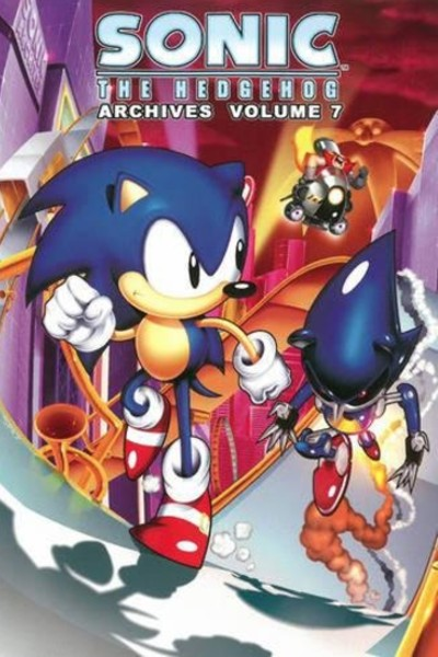 Sonic: The Hedgehog (Archives Volume 7)