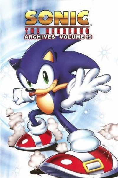 Sonic: The Hedgehog (Archives Volume 19)