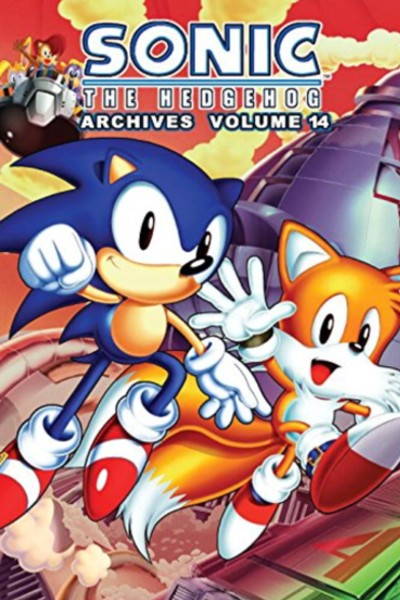 Sonic: The Hedgehog (Archives Volume 14)