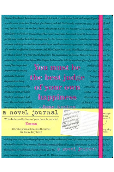 A Novel Journal: Emma