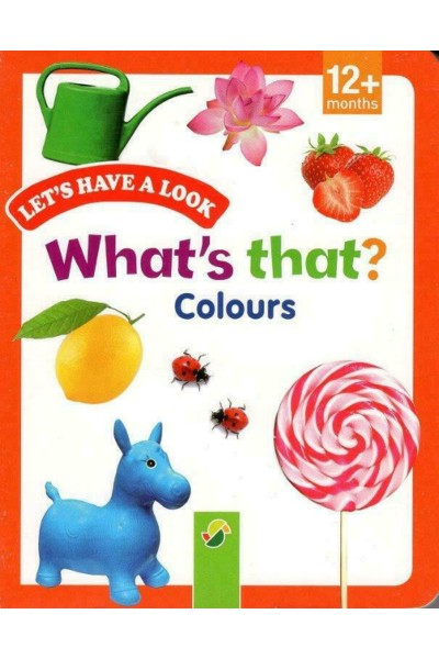 What's That?: Colours