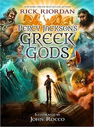 Percy Jackson's Greek Gods Hardcover