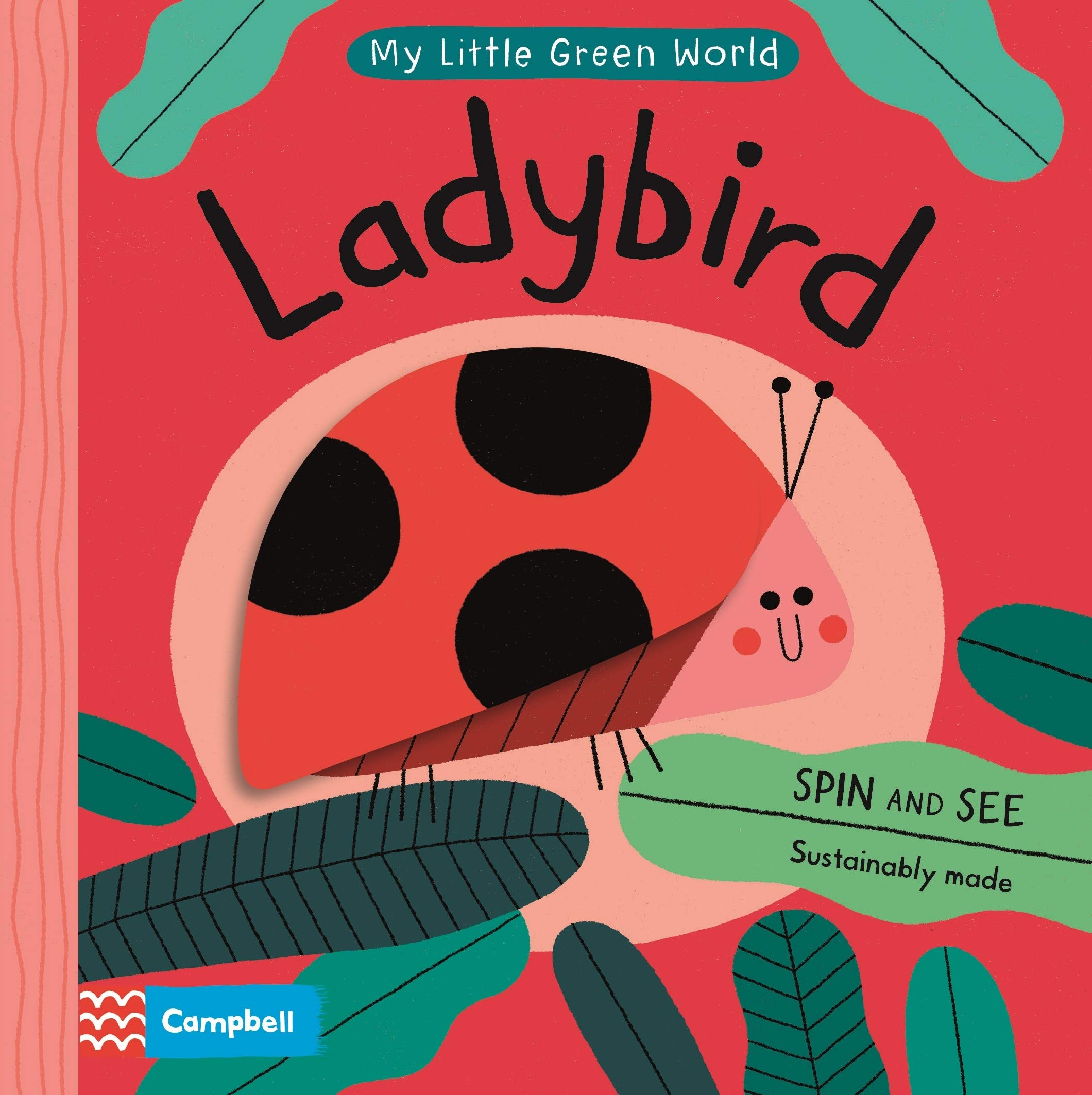 Ladybird (My Little Green World) Board book