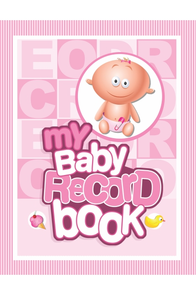 My Baby Record Book (Girl)