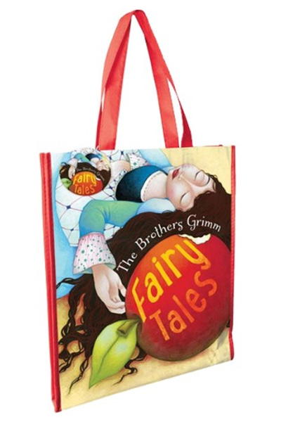 The Brothers Grimm Fairy Tales Collection Bag