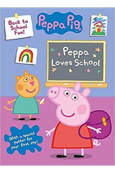 Peppa Pig: Peppa Loves School