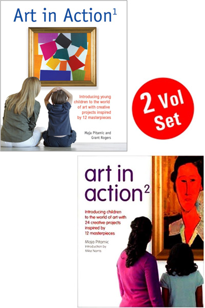 Art in Action Books (2 Vol Set)