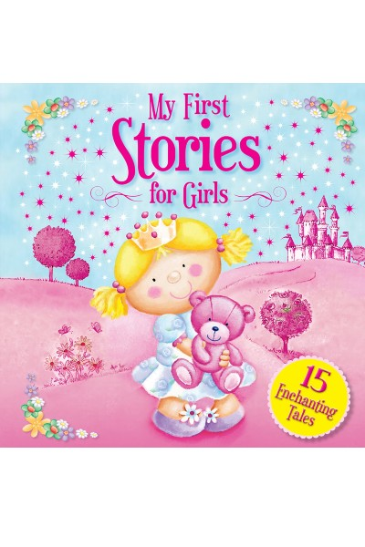 My First Treasury: My First Stories for Girls