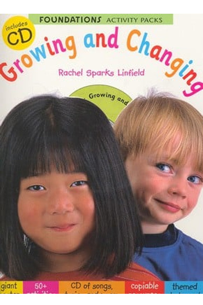 Growing And Changing (Activity Book)