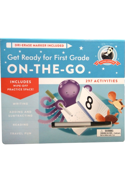 Get Ready for First Grade