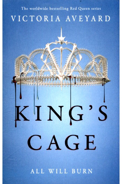 King's Cage: Book 3