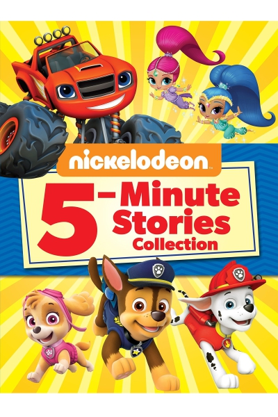Nickelodeon: 5-Minute Stories Collection