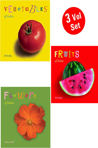 India Learning Board Book Pack 1 (3 vol set)
