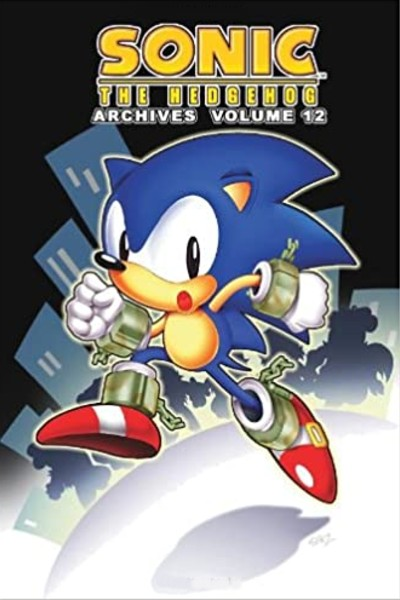 Sonic: The Hedgehog (Archives Volume 12)