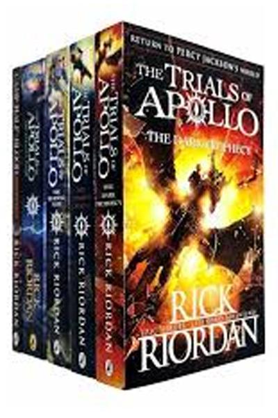 The Trials of Apollo Collection (5 Book Slipcase)