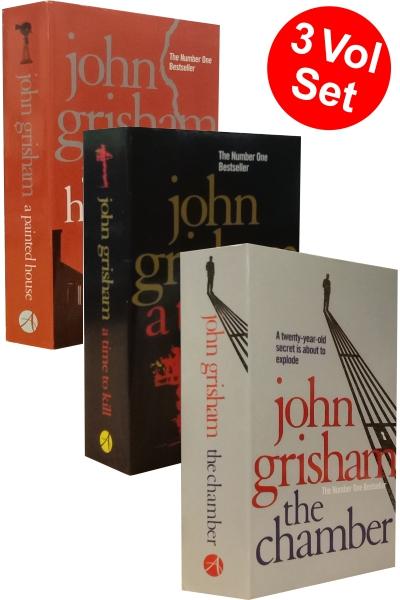 John Grisham Series 1 (3 Vol)