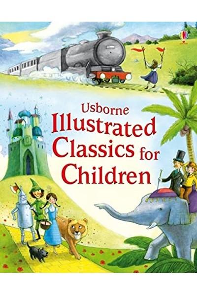 Usborne: Illustrated Classics for Children