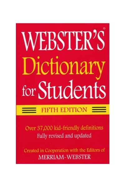 Webster's Dictionary for Students