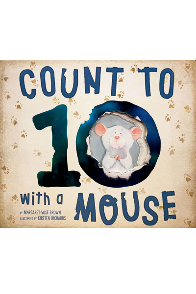 Count to 10 with a Mouse (Board Book)