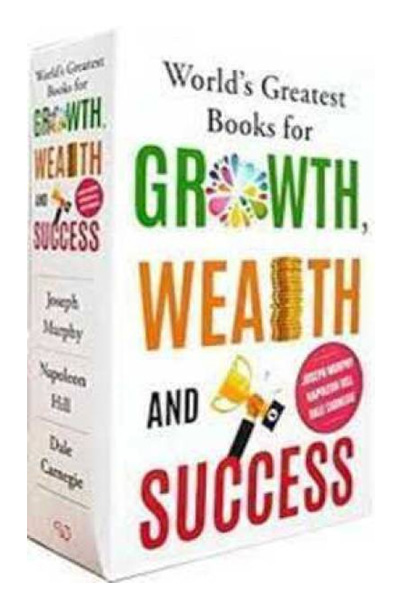 World's Greatest Books For Growth...Wealth And Success