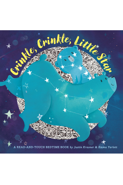 Crinkle...Crinkle...Little Star (A Read-And-Touch Bedtime Board Book)