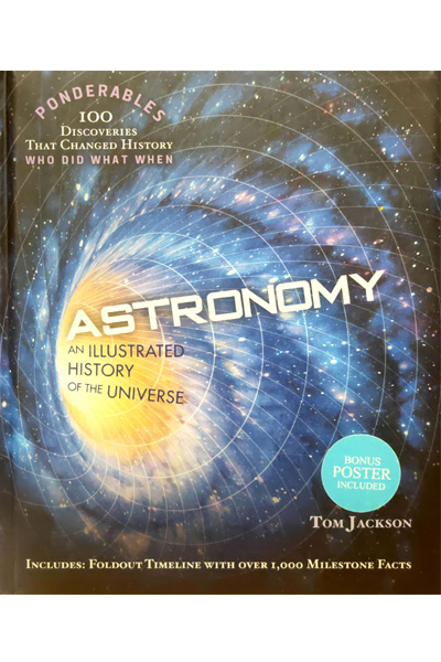 Astronomy: An Illustrated History Of The Universe