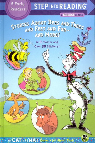 Stories About Bees and Trees and Feet and Fur - and More! (The Cat in the Hat)
